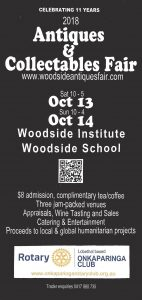 Woodside Antiques and Collectables Fair