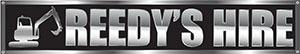 Reedy's Hire Logo
