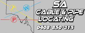 SA cable & pipe locating logo